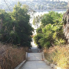 Photo taken at Mattachine Steps by Jinky K. on 10/13/2013