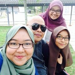 Photo taken at Universiti Teknologi MARA (UiTM) by Syarmine I. on 6/21/2015