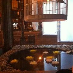 Photo taken at Chai Thai Restaurant by Faith B. on 2/13/2013