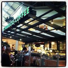 Photo taken at Starbucks by Sarah O. on 10/13/2012