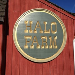 Photo taken at Halo Farm by Victoria H. on 10/13/2012