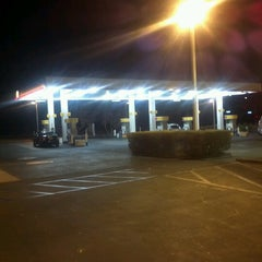 Photo taken at Chevron by Grease V. on 1/19/2013