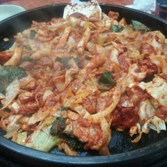 Photo taken at 장원닭갈비 by 유진 임. on 5/26/2015