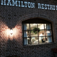 Photo taken at Hamilton House Restaurant by Earl W. on 6/5/2015