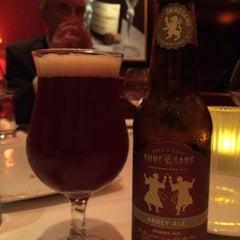 Photo taken at Fleming's Prime Steakhouse & Wine Bar by Graham C. on 9/13/2014