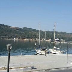 Photo taken at Aeolis Hotel by Duygu Ö. on 9/11/2015