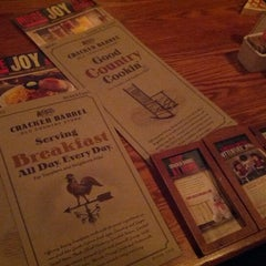 Photo taken at Cracker Barrel Old Country Store by Phillip S. on 11/26/2012