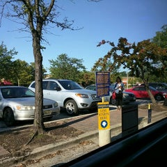 Photo taken at Megabus Bus Stop - South Side White Marsh Mall by Ivy Agnes N. on 8/28/2015