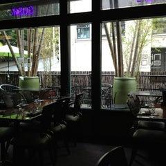 Photo taken at Nijo Sushi Bar & Grill by Mirek N. on 6/19/2013