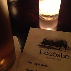 Photo taken at Lecosho by Mirek N. on 11/27/2012
