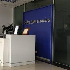 Photo taken at Taiko Electronics (M) SDN BHD by  Ezwan M. on 2/6/2013