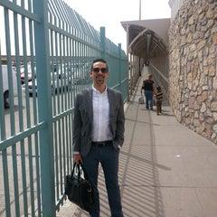 Photo taken at Puente Internacional Santa Fe (Paso Del Norte) by Ricardo R. on 4/11/2014