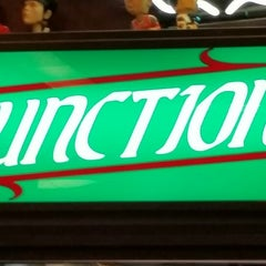 Photo taken at The Junction Bar by Jeff E. on 9/27/2014