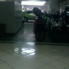 Photo taken at Kampus A Universitas Gunadarma by Iki V. on 11/3/2012