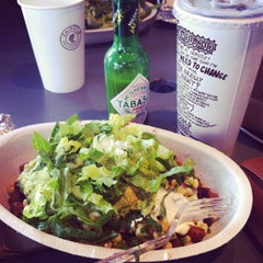 Photo taken at Chipotle Mexican Grill by Calli R. on 1/3/2013