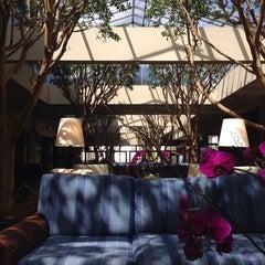 Photo taken at Portola Hotel & Spa by Matthew H. on 8/8/2014