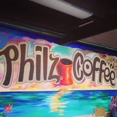 Photo taken at Philz Coffee by Mike M. on 5/22/2013
