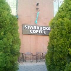 Photo taken at Starbucks Coffee 奈良西大寺駅前店 by わかぽんΨ( ̄∇ ̄)Ψ on 12/22/2015