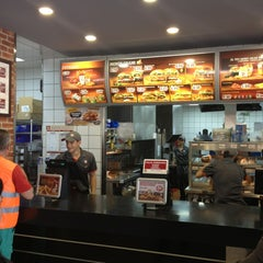 Photo taken at Burger King by Xavi T. on 6/6/2013