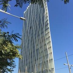 Photo taken at Torre Telefònica Diagonal 00 (CAT HQ) by Xavi T. on 11/9/2015