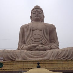Photo taken at Great Buddha Statue by Mit P. on 1/11/2015
