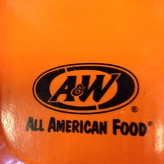 Photo taken at A&W by Ika D. on 8/3/2013
