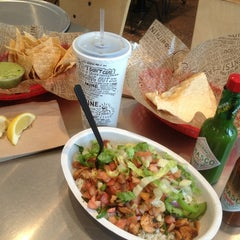 Photo taken at Chipotle Mexican Grill by David B. on 5/15/2013