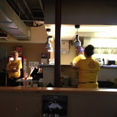 Photo taken at Campus Pizza by Christine W. on 11/18/2012