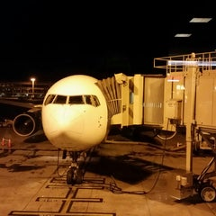Photo taken at Gate 22 by James B. on 11/16/2014