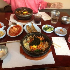 Photo taken at My Tofu House by Ksenia S. on 9/29/2013