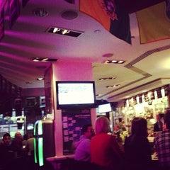 Photo taken at James Hoban's Irish Restaurant & Bar by Bob F. on 3/22/2013
