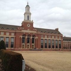 Photo taken at Edmon Low Library by Jodi D. on 1/26/2013