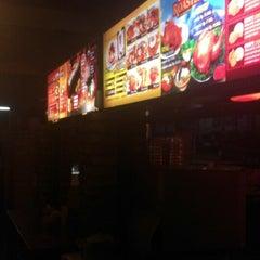 Photo taken at Mister Burger by Fakhrudin on 9/13/2014