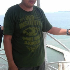 Photo taken at Mercusuar Anyer by Nugraha S. on 12/1/2013