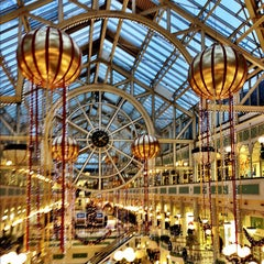 Photo taken at St Stephen's Green Shopping Centre by Danny C. on 12/2/2012