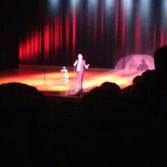 Photo taken at Thomas Wolfe Auditorium by Jon C. on 2/23/2013
