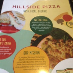 Photo taken at Hillside Pizza by Amy W. on 7/3/2014