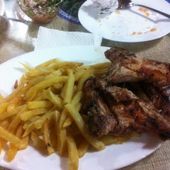 Photo taken at Restaurant La Motoneta by Tanita S. on 1/29/2013