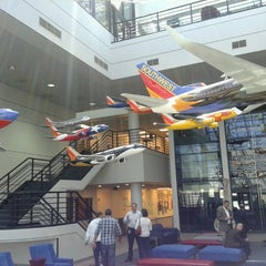 Photo taken at Southwest Airlines Customer Relations by Gustavo S. on 3/20/2013