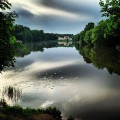 Photo taken at Природно-исторический парк «Кузьминки-Люблино» by Alexander L. on 5/26/2013