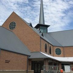Photo taken at First United Methodist Church Richardson by Joe S. on 8/11/2015