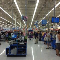 Photo taken at Walmart Supercenter by Dewana M. on 7/9/2013