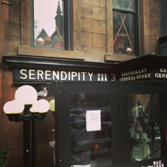 Photo taken at SERENDIPITY 3 by Jessica R. on 3/21/2013