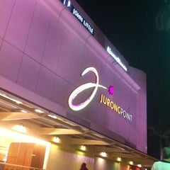 Photo taken at Jurong Point by Lee Patrick D. on 11/22/2012