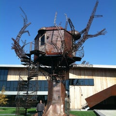 Photo taken at Dogfish Head Craft Brewery by Alisha C. on 10/20/2012