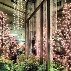 Photo taken at Mall El Jardín by Milton R. on 12/15/2012