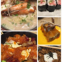 Photo taken at Sushi Tei by Grace N. on 4/30/2015