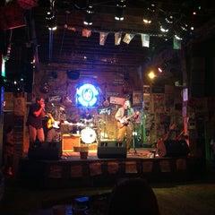 Photo taken at Ground Zero Blues Club by Taylor D. on 5/5/2013