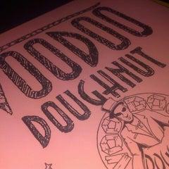 Photo taken at Voodoo Doughnut by Raj G. on 3/12/2013