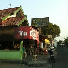 Photo taken at Gudeg Yu Djum by Kotaro N. on 9/30/2012